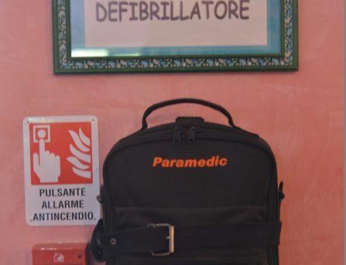 Defibrillatore, il particolare che fa la differenza